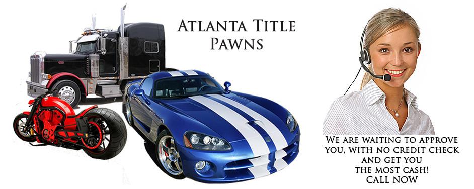 ATLANTA TITLE PAWN